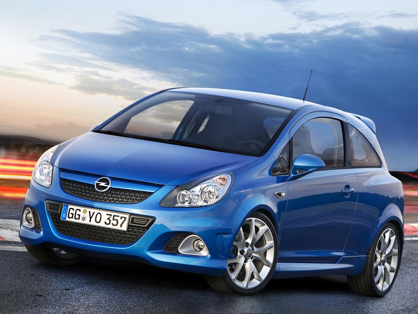 Тапет за Opel