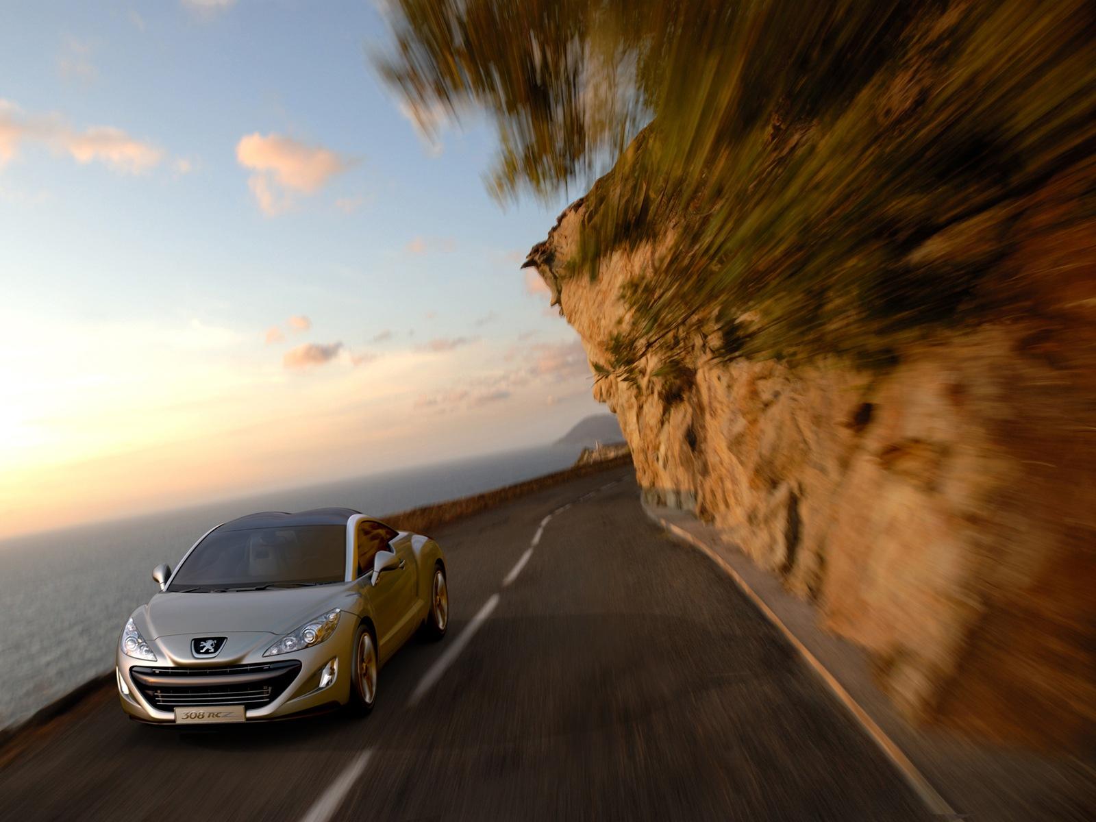 Тапет за Peugeot
