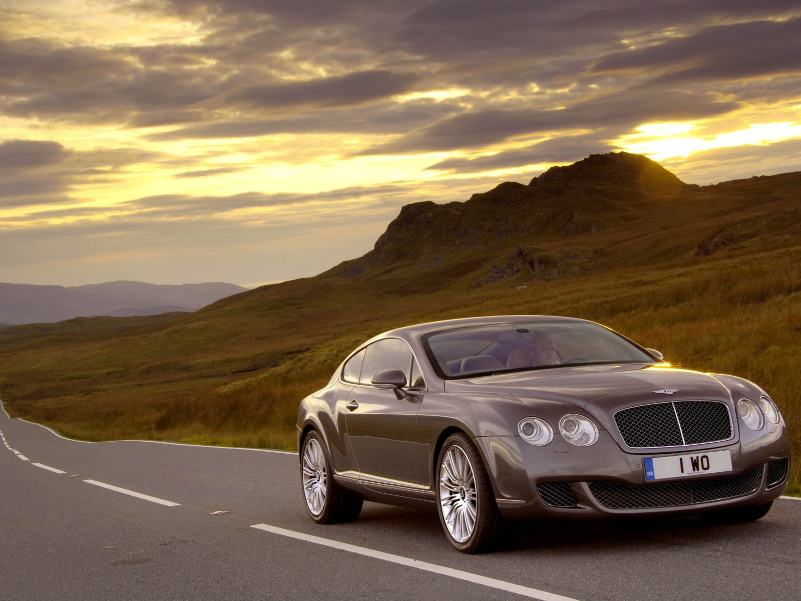 Тапет за Bentley