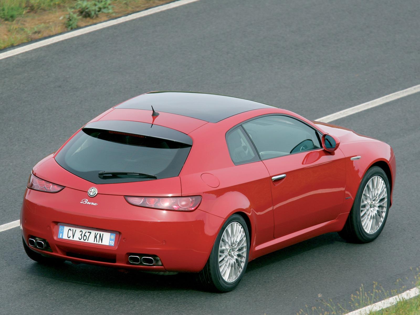 Тапет за Alfa Romeo