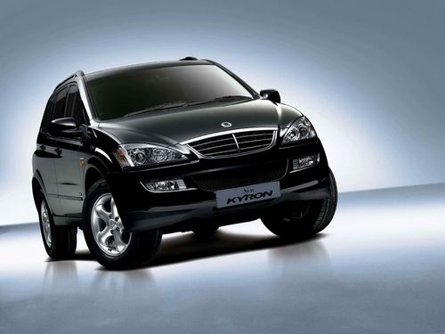 Тапет за SsangYong