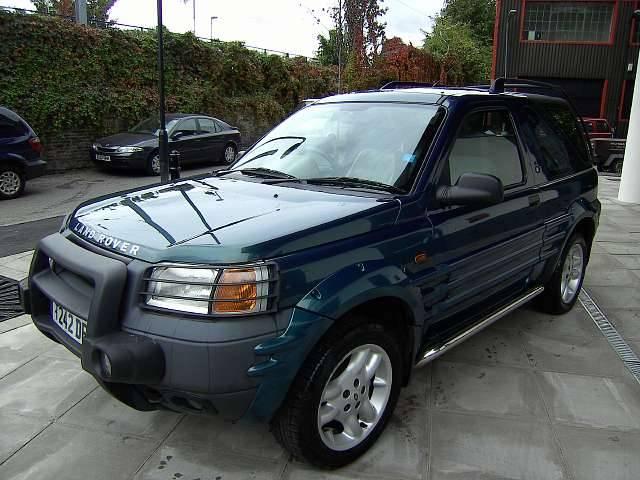 Тапет за Land Rover