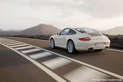 Тапет за Porsche