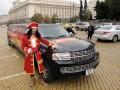 Най-големият автомобил на планетата обикаля София