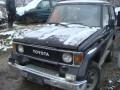 1989 Toyota Land Cruiser 2.4 Turbo D