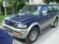 1997 Mitsubishi Pajero Sport 2.5 TDi