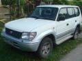1997 Toyota Land Cruiser 3.0
