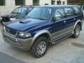 1999 Mitsubishi Pajero Sport 2.5 TD