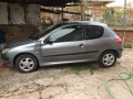 Продавам 1999 Peugeot 206 автоматик спешно, Автомобил