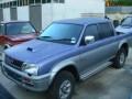 2001 Mitsubishi Pajero 2.5 TD