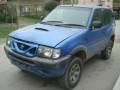 2001 Nissan Terrano II 2.4