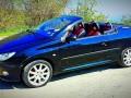 2001 Peugeot 206 CC 206CC 2.0 16v 150кс