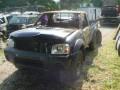 2002 Nissan Navara 2.5 YD25 4WD