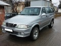 2002 SsangYong MUSSO 2.3