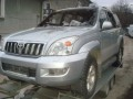 2005 Toyota Land Cruiser 3.0 D4D 163