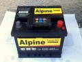 ALPINE нови акумулатори с гаранция 2 год