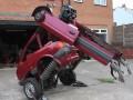 Ford Fiesta Transformers