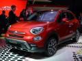 Fiat 500X направи световен дебют в Париж